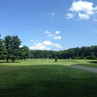 Photo taken at East Mountain Country Club by Caitlin T. on 7/14/2013