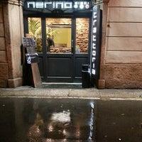 Photo taken at Nerino Dieci by Irene M. on 3/9/2013