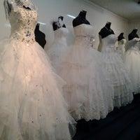 Photo taken at praktis bridal by Fanny J. on 10/25/2012