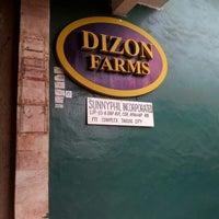 Photo taken at Dizon Farms FTI by Alo R. on 10/4/2012