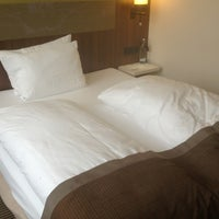 Photo taken at Leonardo Royal Hotel by Roman on 12/25/2012