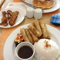 Photo taken at Pancake House by Charriza M. on 11/10/2012
