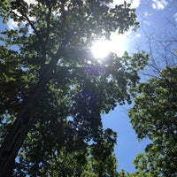 Photo taken at Mill Creek Streamway Park - Northwood Trails Access by James on 6/9/2013