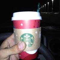 Photo taken at Starbucks by Benjamin S. on 11/16/2012