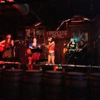 Photo taken at Firehouse Saloon by Benjamin S. on 11/1/2012