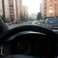 Photo taken at Nejat Uygur Bulvarı by M.Can H. on 1/23/2014
