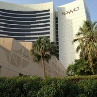 Снимок сделан в Гранд Хаятт Дубай пользователем HARU W. 7/17/2013