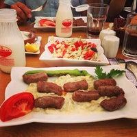 Photo taken at Özcanlar Köfte by Ceren T. on 7/29/2013