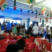 Photo taken at Esporte Clube Beira Mar by Laís da Silva *. on 12/15/2012