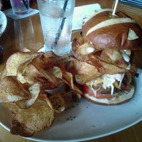 Photo taken at Teak Neighborhood Grill by Ally M. on 9/20/2012