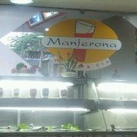 Photo taken at Manjerona by Kelvin L. on 10/5/2012