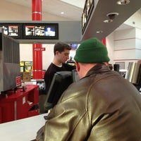 Photo taken at AMC Loews Brick Plaza 10 by jody s. on 2/2/2013