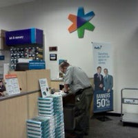 Photo taken at FedEx Office Print & Ship Center by jody s. on 10/4/2012