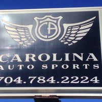 Photo taken at Carolina Auto Sports by themodel M. on 2/1/2013