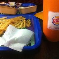 Photo taken at Burger King by B G. on 1/5/2013