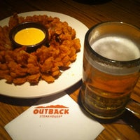 Photo taken at Outback Steakhouse by Jay - S. on 1/5/2013