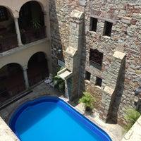 Photo taken at Hotel Casantica by Gerardo on 6/23/2017