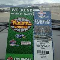 Foto scattata a Las Vegas Motor Speedway da Sean R. il 3/9/2013