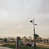 Photo taken at Al Hamra District Walk by Nadine 🔮🕊✨ on 3/11/2016