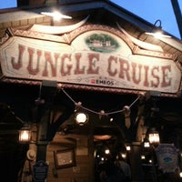 Photo taken at Jungle Cruise by Anthony N. on 5/1/2013