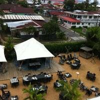 Photo taken at IPT Bocas del Toro by Amanda R. on 1/6/2013