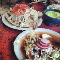 Photo taken at Restaurante La Santa Cruz by Edgar M. on 5/7/2013
