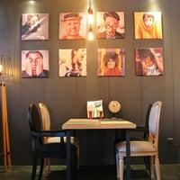 12/5/2016 tarihinde Gazetta Brasserie - Pizzeriaziyaretçi tarafından Gazetta Brasserie - Pizzeria'de çekilen fotoğraf