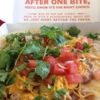 Photo taken at Del Taco by Savonn T. on 9/27/2013
