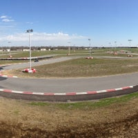 Photo taken at Dallas Karting Complex by Thomas W. on 2/23/2013