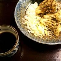 Photo taken at そば太鼓亭 西宮大島店 by ko- on 9/22/2017