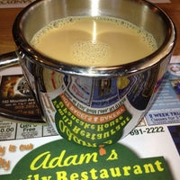 Photo taken at Adam's Bakery & Pancake House by Beth v. on 1/1/2014