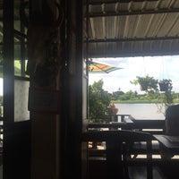 Photo taken at เรือนมอญริมน้ำ by Jk_Rolling on 6/5/2016