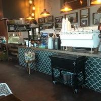 Photo taken at Kraken Coffee Company by Chris W. on 4/30/2017