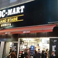 12/26/2017にEric E.がABC-MART 渋谷センター街店で撮った写真
