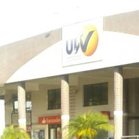 Photo taken at UVV - Universidade Vila Velha by Tati C. on 4/2/2013