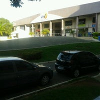 Photo taken at UVV - Universidade Vila Velha by Tati C. on 4/3/2013