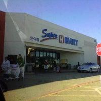 Photo taken at Super H-Mart by MOMO on 10/27/2012