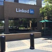 Photo taken at LinkedIn Building 2 by Tim G. on 6/3/2015