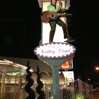 Photo taken at Viva Las Vegas Wedding Chapel Inc. by Pepsi B. on 1/31/2013