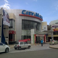 Photo taken at City Mall by Maxiimus C. on 12/14/2012