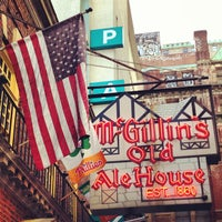 Photo taken at McGillin's Olde Ale House by andrew c. on 4/24/2013