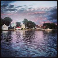 Photo taken at Narragansett Bay by Melanie S. on 6/9/2013