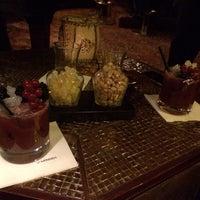 Photo taken at Casablanca Bar | Le Méridien Parkhotel Frankfurt by Ebru Füsun D. on 1/25/2014