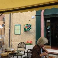 Photo taken at Pane e Vino by Valerio on 5/22/2013