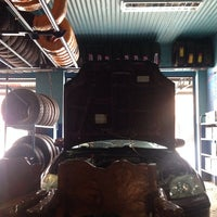 Photo taken at MCT electrical services and battery by Yhan R. on 12/8/2014