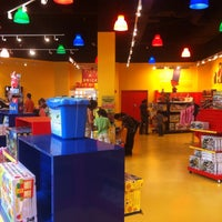 Photo taken at LEGOLAND Discovery Center Atlanta by Yegor on 7/27/2013