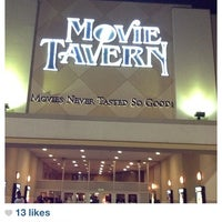 Photo taken at Movie Tavern-Willowbrook by Shana H. on 7/28/2013