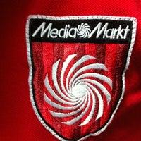 Photo taken at Media Markt by Sezer E. on 10/15/2012