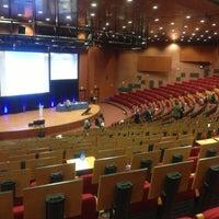 Foto tomada en Madrid Marriott Auditorium Hotel & Conference Center por Mar M. el 5/18/2013