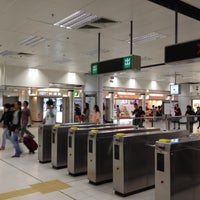 Photo taken at MTR Kowloon Tong Station by Paul T. on 11/3/2012